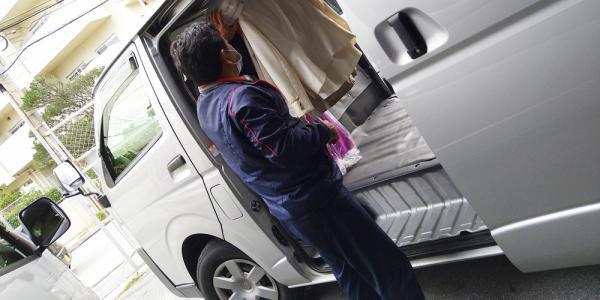 株式会社 なぎさクリーニング【洗い場スタッフ】の求人募集画像