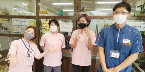 良創夢デイサービスセンター松川【介護福祉士】の求人募集画像