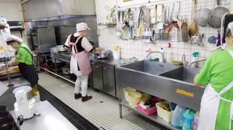 デイサービスセンター 琉球苑【調理員】の求人募集画像