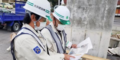 浦添建設 株式会社【一級・二級土木施工管理技士】の求人募集画像