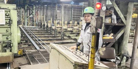 株式会社 泉産業【鉄筋加工作業員】の求人募集画像