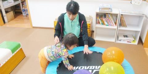 こどもプラス浦添教室【児童デイサービススタッフ】の求人募集画像