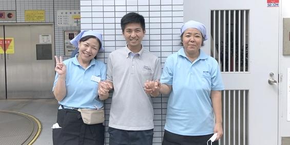株式会社 沖縄日本管財【マンション管理員】の求人募集画像