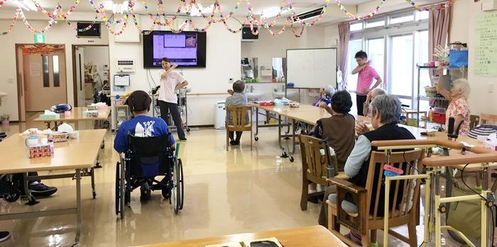 地域密着型特定施設 入居者生活介護 シルバーハウス ゆい花【看護師】の求人募集画像