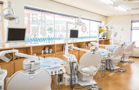 しおみ歯科医院の求人広告画像